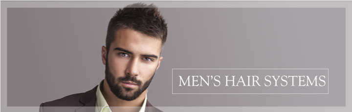 Mens Human Hair Wigs Hair Replacement Systems Lordhair