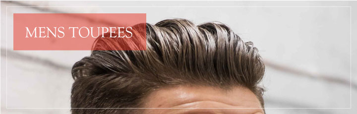 Men's Hair Toupees