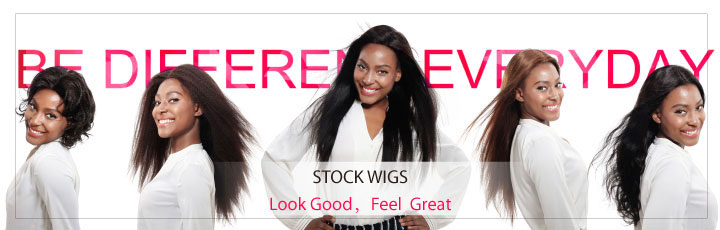 Stock Wigs for Women