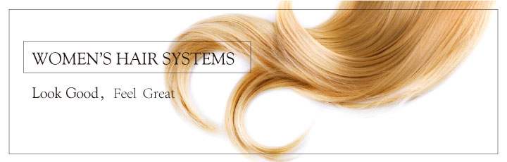 Womens Hair Systems
