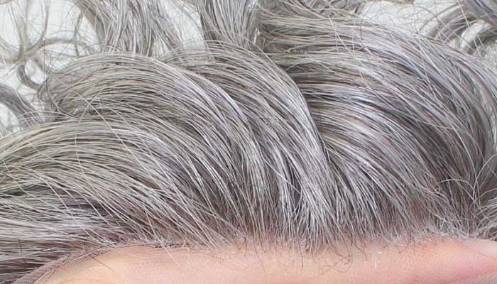 Lace Hairpiece for Men