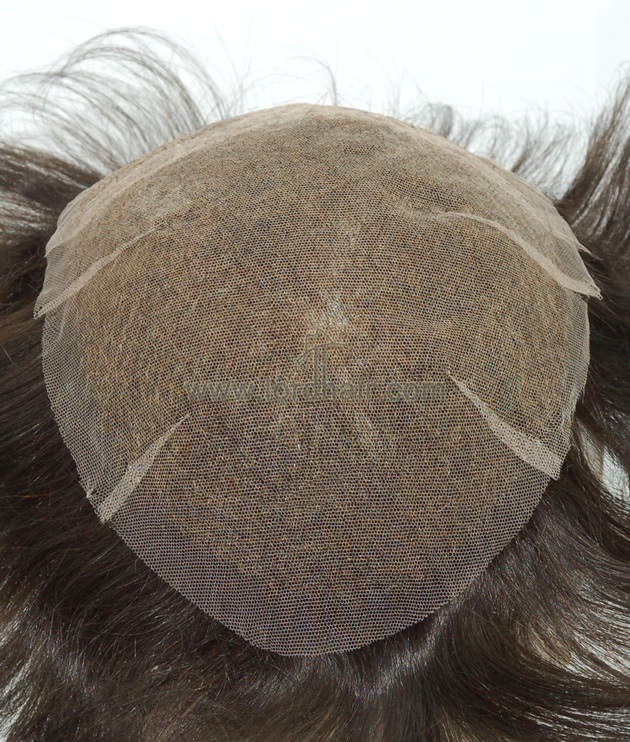 all french lace replacable frontal
