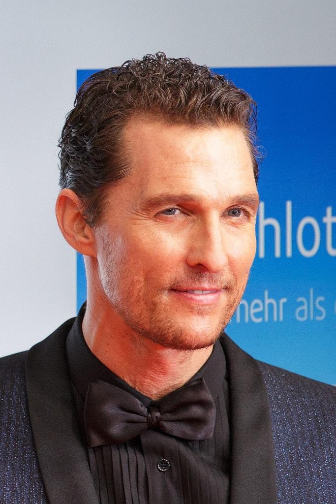 Celebrity toupee wearers