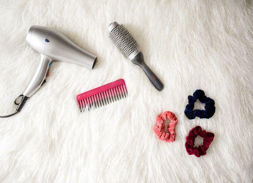 hair dryer diy
