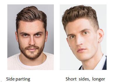 Hair Styles for Oblong/Rectangle Face