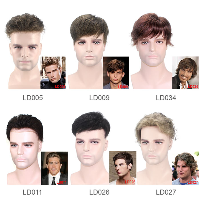Hair System Styles