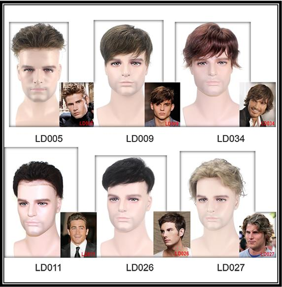 Hairstyles for Hair Systems