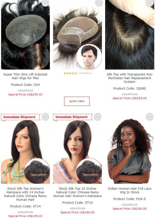 Lordhair Hair Systems & Wigs