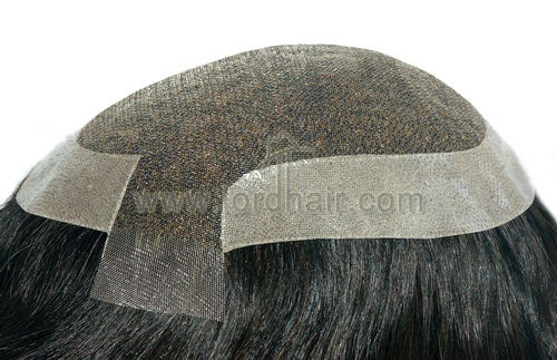 fine welded mono pu coat side back, pu patch on front