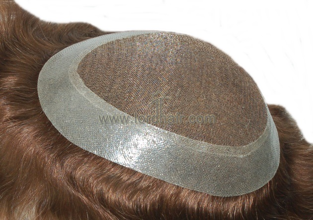 fine welded mono hair replacement system