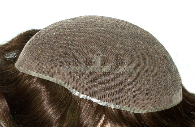 all french lace with stitching line