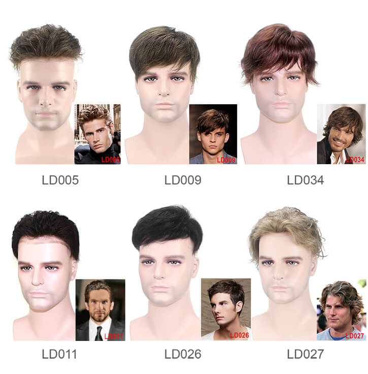 Hair System Cut & Style