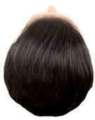 hair replacement flat back
