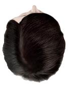 hair replacement left break