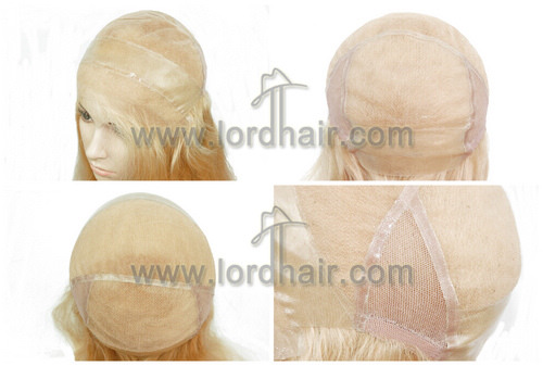 k01 full cap lady wig