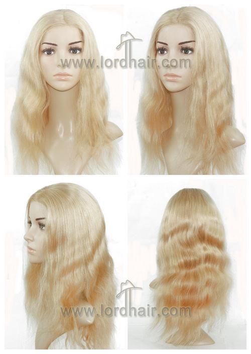 k03 full cap lady wig