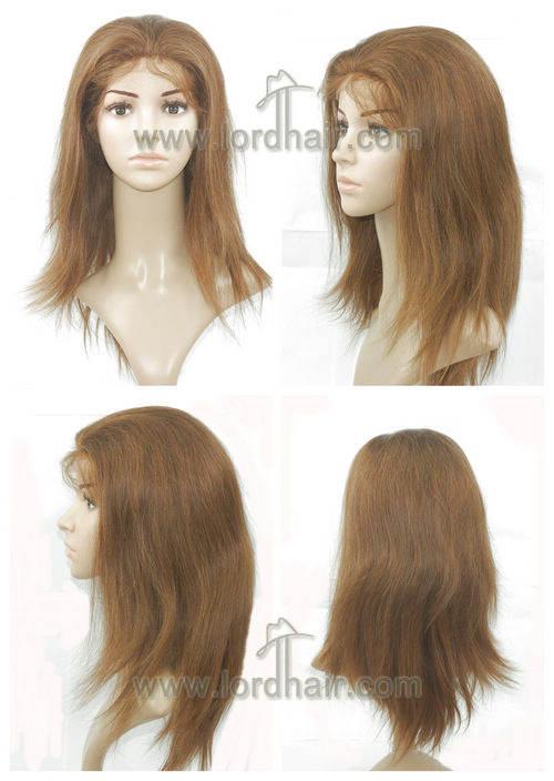 k04 full cap lady wig