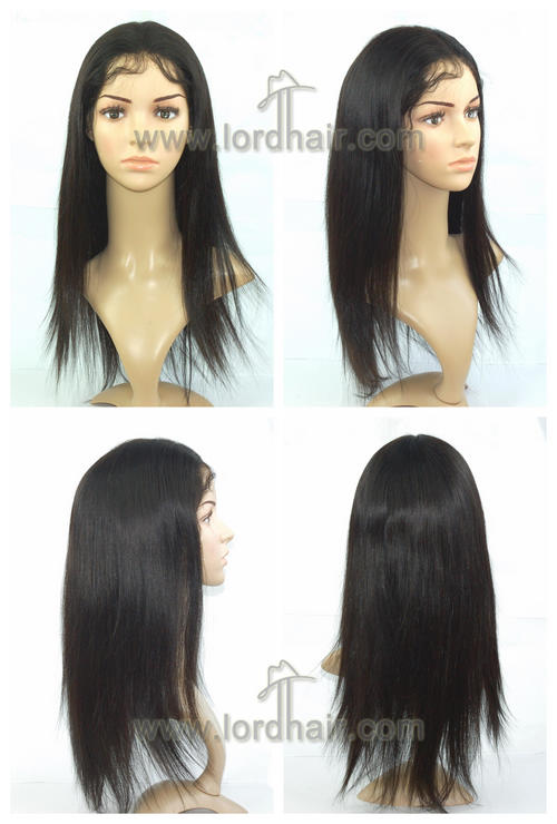 k05 full cap lady wig