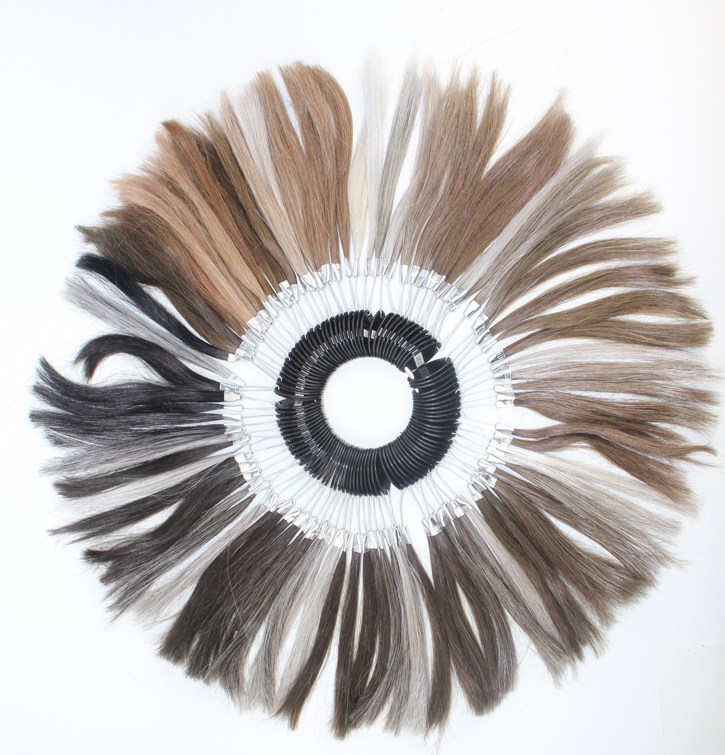 hair system color ring