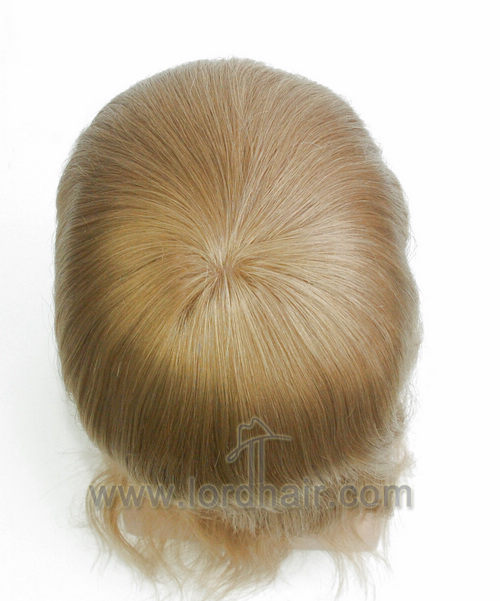 fine mono base hair systems lace front