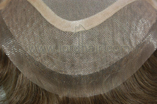 mono lace front hair system
