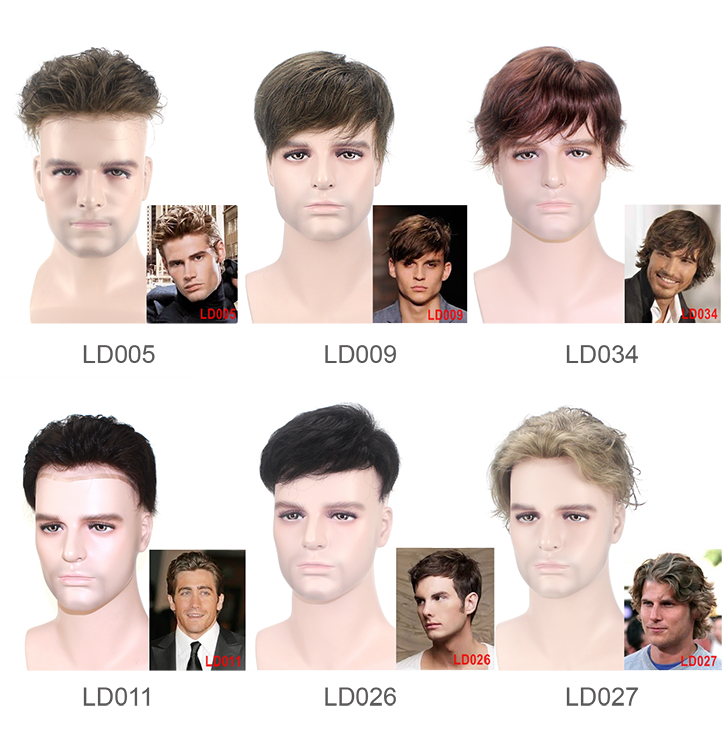 hair replacement cut in styles