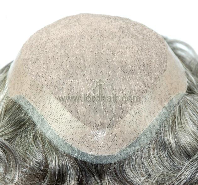 silk mono pu coat perimeter transparent poly front