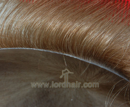 super thin skin flat injected hairpiece