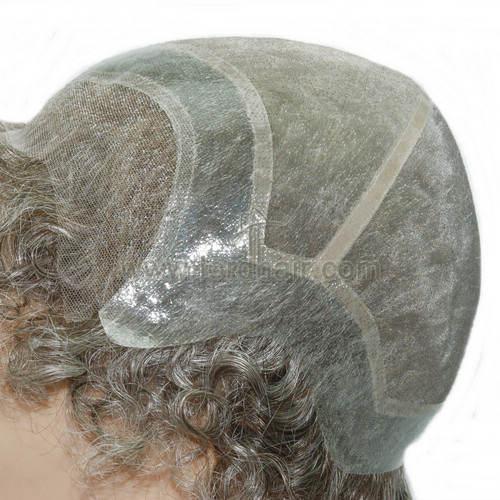 t143 full cap lady wig