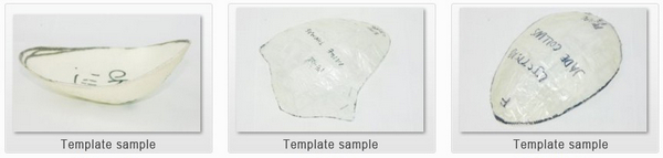 template mould