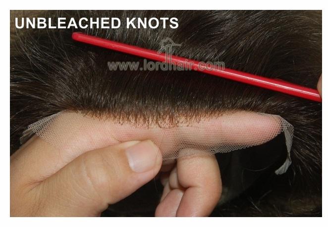 unbleached knots