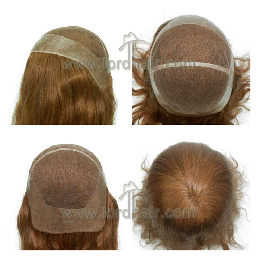yj235 full cap lady wigs