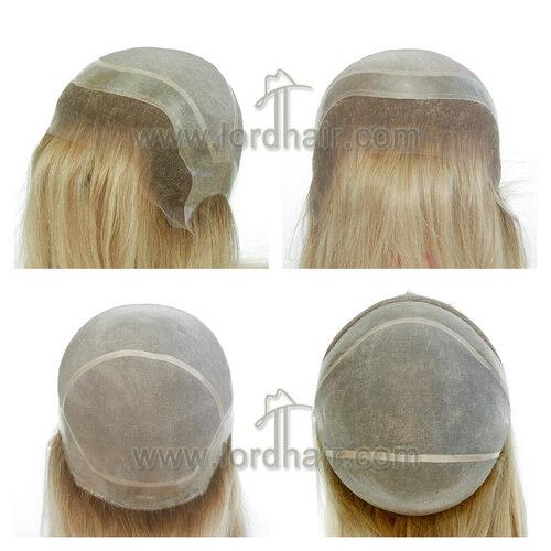 yj289 full cap lady wigs