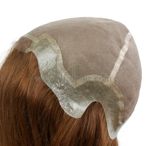 yj295 full cap lady wig